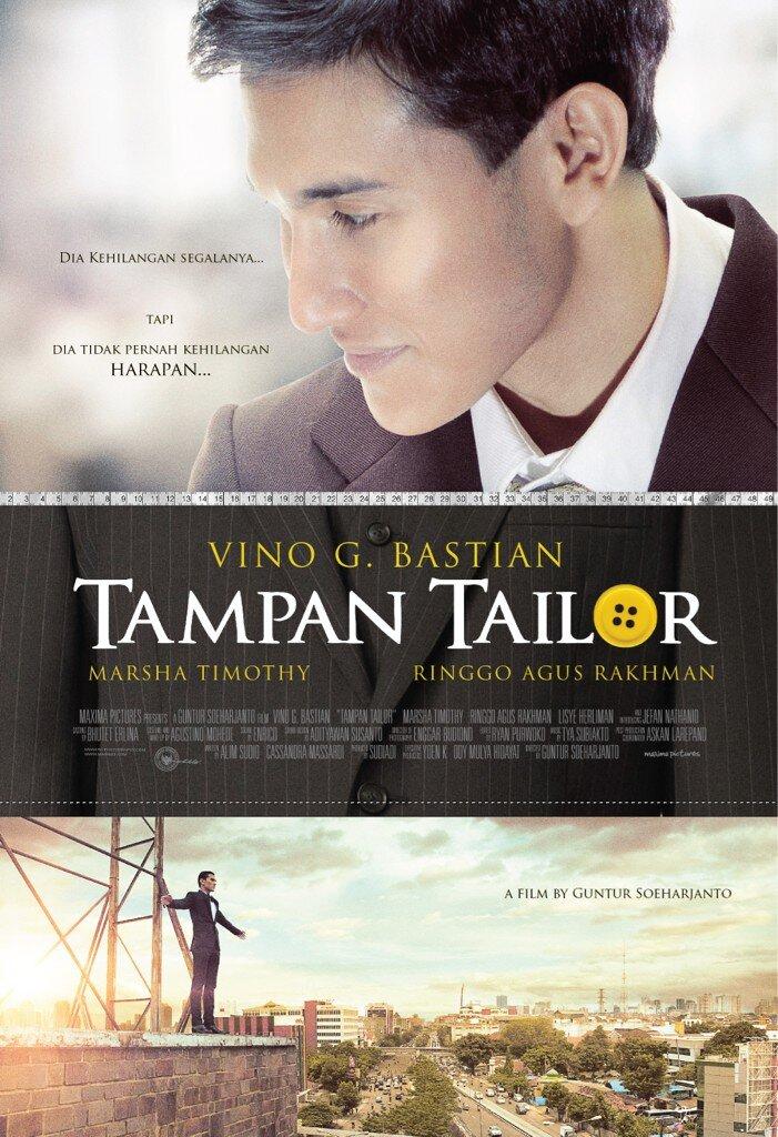 Poster Tampan Tailor