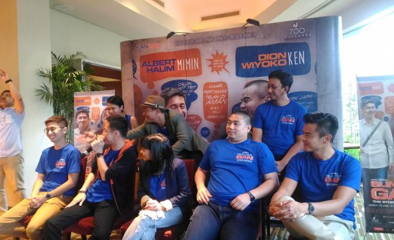 """Bermain di """"Sundul Gan"""" Dion Wiyoko Rela Tambah Berat Badan"""