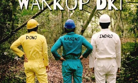 Rilis Teaser Poster 'Warkop DKI Reborn', Inilah Pemeran Dono-Kasino-Indro